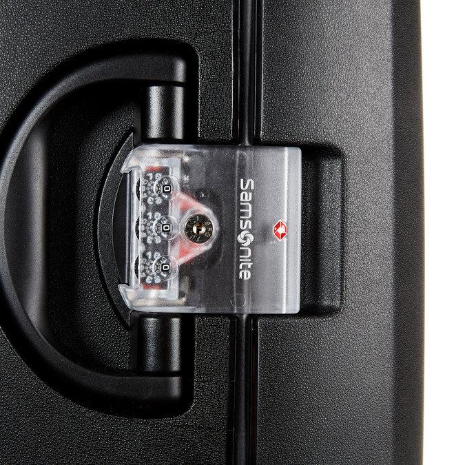Kvalitní skořepinový kufr samsonite, černá, 960-6324 - 17
