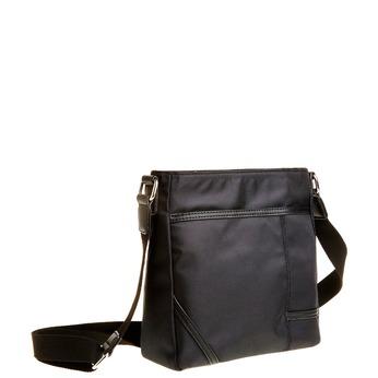 Pánská Crossbody taška bata, černá, 969-6324 - 13