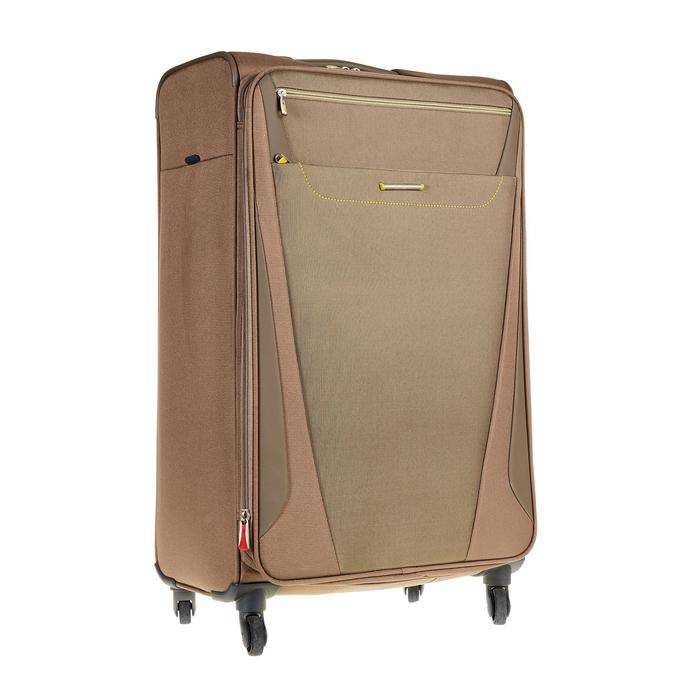 Kufr na kolečkách samsonite, hnědá, 969-4328 - 13