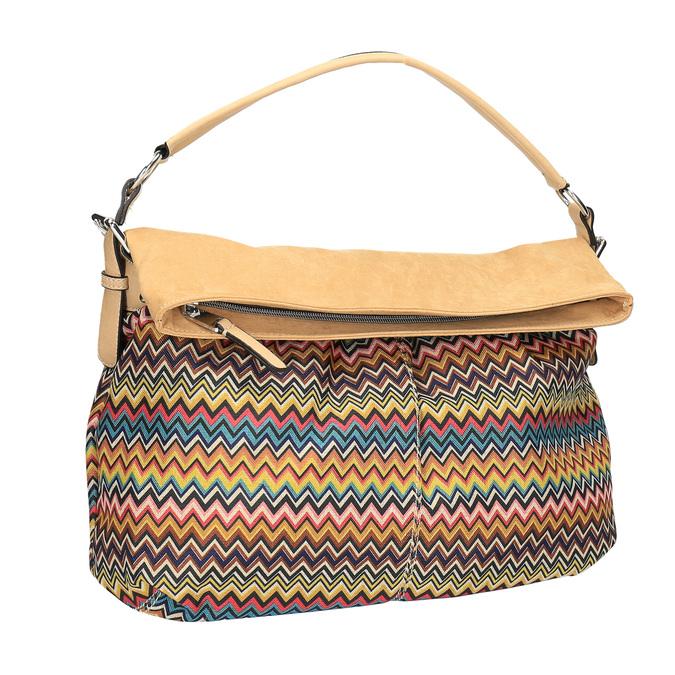 Dámská kabelka bata, béžová, 969-8402 - 13