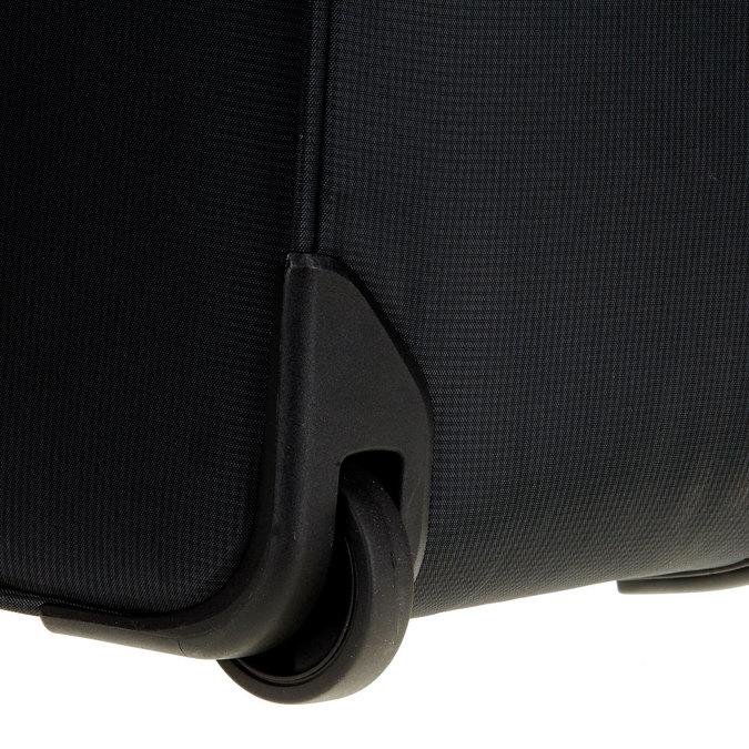 Kufr na kolečkách carlton, černá, 969-6147 - 19