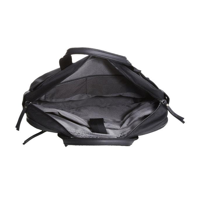 Taška na notebook bugatti-bags, černá, 969-6052 - 15