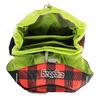Dětský školní batoh ergobag, červená, 969-5095 - 15