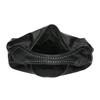 Kabelka v Hobo stylu s kovovou aplikací bata, černá, 961-6854 - 15