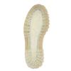 Kožená kotníčková obuv s průhlednou podešví weinbrenner, béžová, 596-1639 - 26