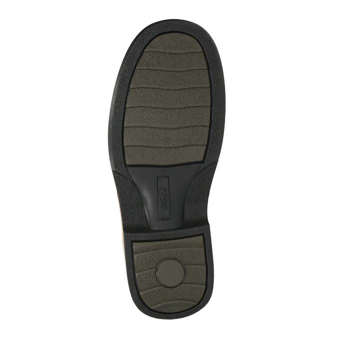 Pánská zdravotní obuv medi, béžová, 854-8205 - 26
