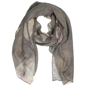 Šátek s jemným potiskem bata, šedá, 909-2200 - 13