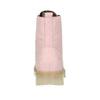 Kožená šněrovací obuv na průhledné podešvi weinbrenner, růžová, 596-5639 - 17