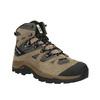 Kožená kotníčková obuv v Outdoor stylu salomon, hnědá, 843-4052 - 13