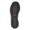 Pánská kožená obuv v Outdoor stylu salomon, hnědá, 843-4050 - 26