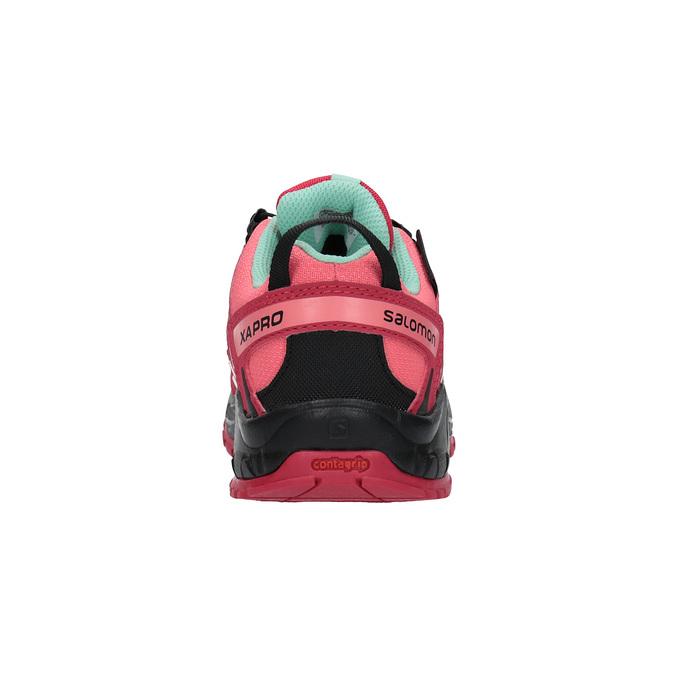 Dětská obuv v Outdoor stylu salomon, růžová, 299-5005 - 17