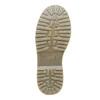 Dětská kotníčková obuv se třpytkami mini-b, černá, 399-6253 - 26