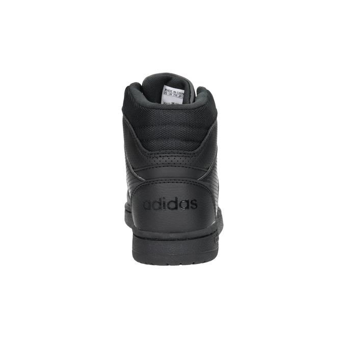 Dámské tenisky ke kotníkům adidas, černá, 501-6741 - 17