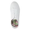 Bílé dámské tenisky bata, bílá, 529-1630 - 19