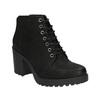 Dámská kotníčková obuv vagabond, černá, 796-6003 - 13