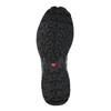 Kožená kotníčková obuv v Outdoor stylu salomon, modrá, 643-9051 - 26