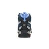 Kožená kotníčková obuv v Outdoor stylu salomon, modrá, 643-9051 - 17