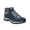 Kožená kotníčková obuv v Outdoor stylu salomon, modrá, 643-9051 - 13