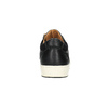 Pánské tenisky na široké podešvi bata, černá, 841-6605 - 17