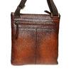 Pánská kožená Crossbody taška bata, hnědá, 964-4138 - 19