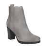 Dámská kotníčková obuv bata, šedá, 796-2607 - 13