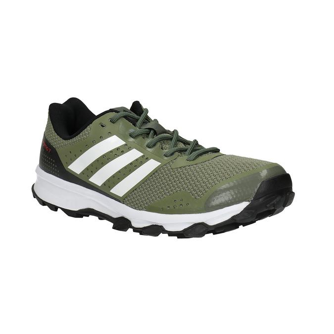 Pánské běžecké tenisky adidas, zelená, 809-7190 - 13