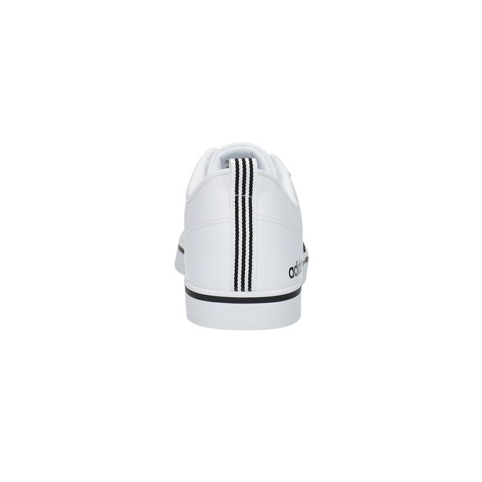 Pánské bílé tenisky adidas, bílá, 801-1188 - 17