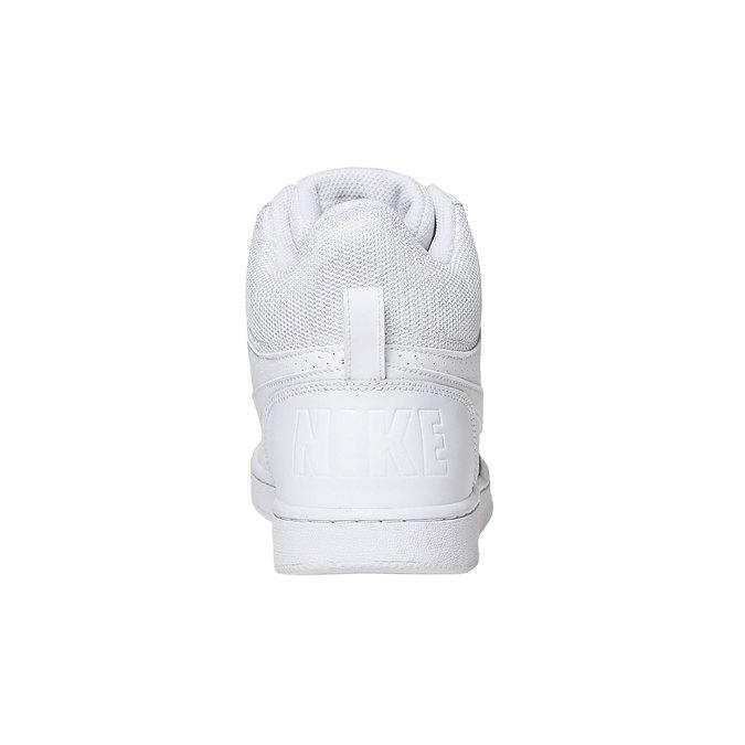 Bílé kotníčkové tenisky nike, bílá, 801-1332 - 17
