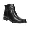 Dámská kotníčková obuv bata, černá, 594-6614 - 13