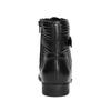 Dámská kotníčková obuv bata, černá, 594-6617 - 17