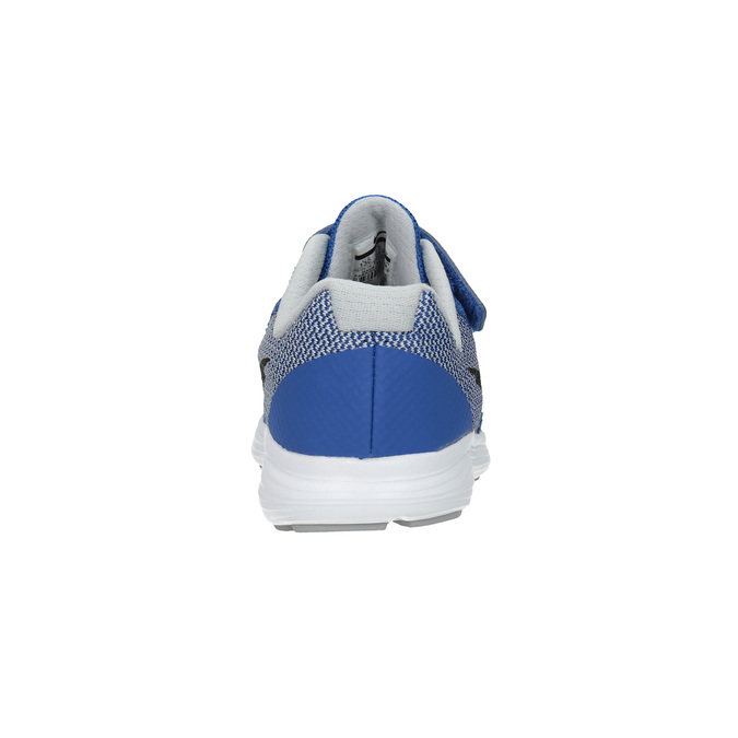 Dětské sportovní tenisky modré nike, modrá, 309-9322 - 17