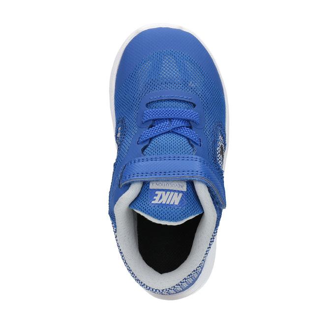 Dětské sportovní tenisky nike, modrá, 109-9322 - 19