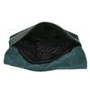 Menší kožená kabelka s řetízkem vagabond, zelená, 964-7005 - 15