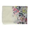 Šátek s květinovým potiskem joules, bílá, 929-1004 - 26