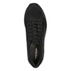 Dámské tenisky na flatformě vagabond, černá, 629-6001 - 19