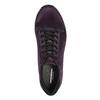 Dámské tenisky na flatformě vagabond, fialová, 629-9001 - 19