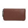 Hnědá kožená peněženka bata, hnědá, 944-3165 - 26