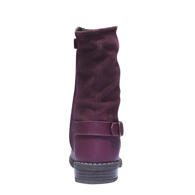 Kids shoes mini-b, červená, 394-5101 - 17