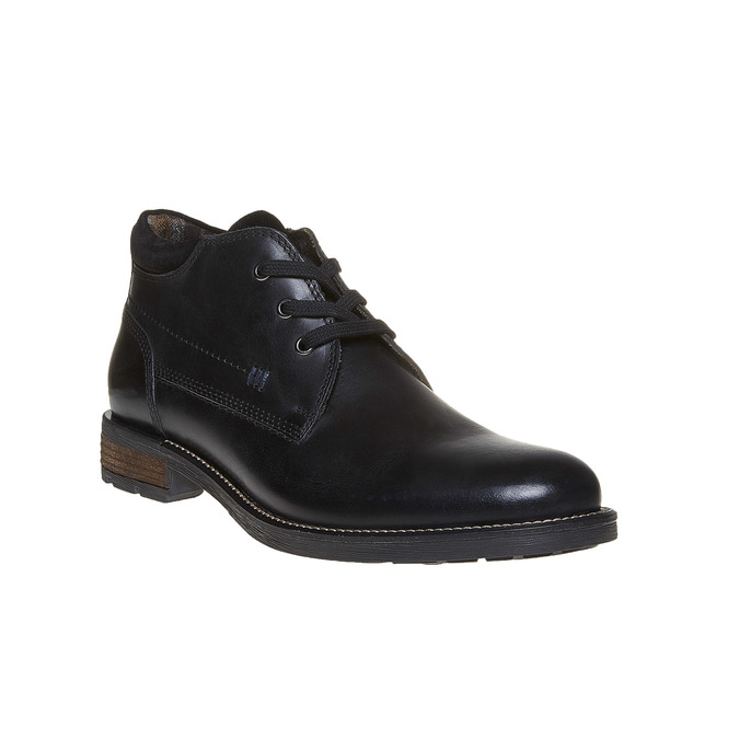 Ankle Boots bata, černá, 894-6661 - 13