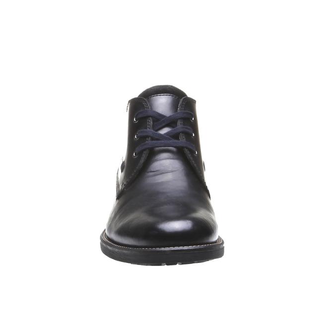 Ankle Boots bata, černá, 894-6661 - 16