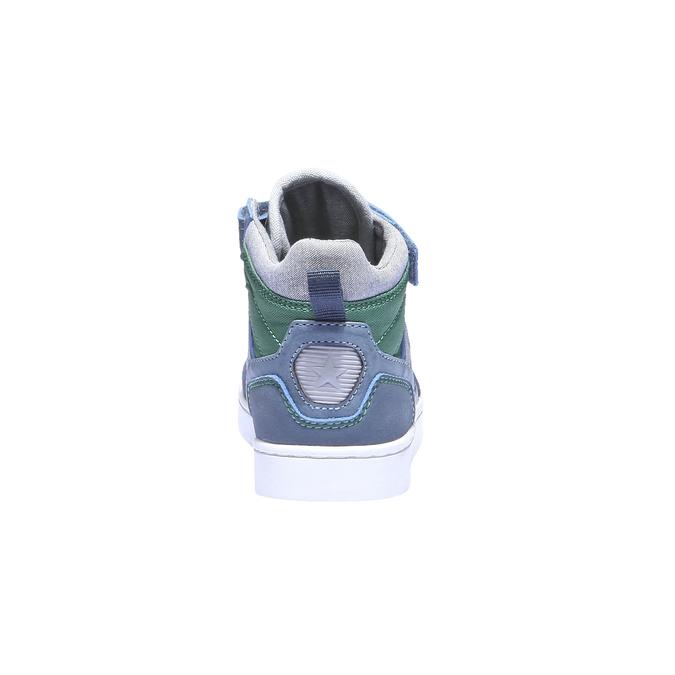 Kotníčkové tenisky mini-b, modrá, 311-9122 - 17
