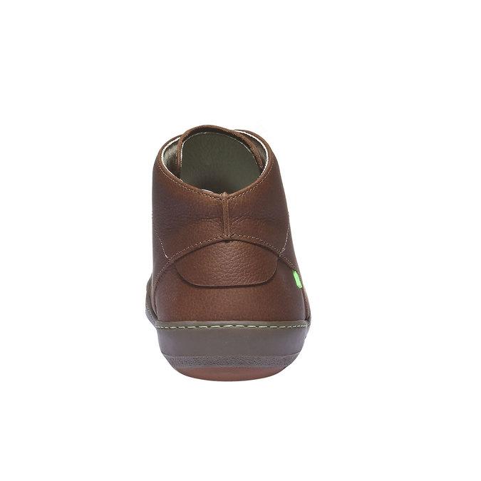 Ankle Boots el-naturalista, hnědá, 896-4019 - 17