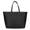 Shopper kabelka s pevným dnem bata, černá, 961-6647 - 19