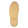Kožené Chukka Boots bata, černá, 824-6665 - 26