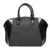 Dámská kabelka s pevnými uchy bata, černá, 969-6630 - 26
