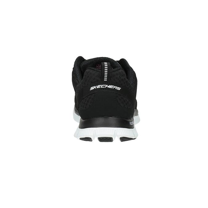 Dámské sportovní tenisky černé skechers, černá, 509-6352 - 17