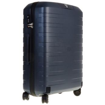 Skořepinový kufr na kolečkách roncato, šedá, 960-2604 - 13