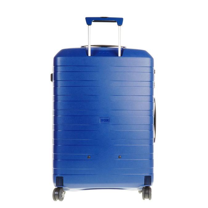 Modrý kufr na kolečkách roncato, modrá, 960-9604 - 26
