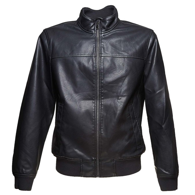 Pánská bunda bata, černá, 971-6175 - 13