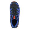 Dětská obuv v Outdoor stylu salomon, modrá, 499-9007 - 19